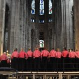Opname tijdens concert in St. Eustache van Parijs